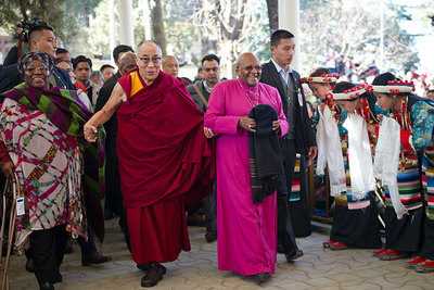 The Dalai Lama's Past Events