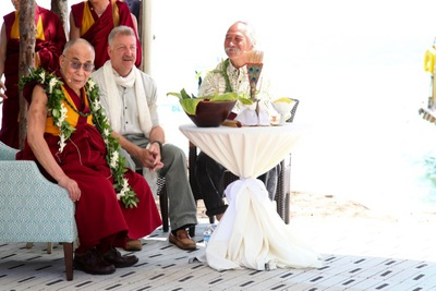 The Earth Blessing and Consecration of the Hokulea