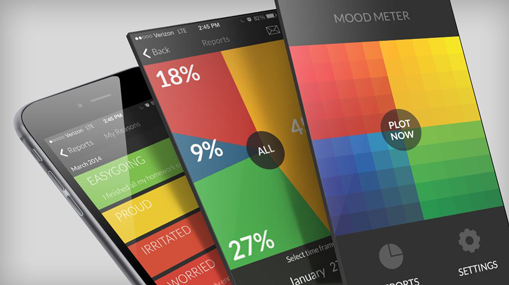 HopeLab Mood Meter App